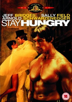 Stay Hungry 1976 DVD
